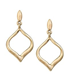 The Sak® Small Arabesque Drop Earrings
