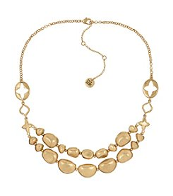 The Sak® Double Layer Beaded Necklace