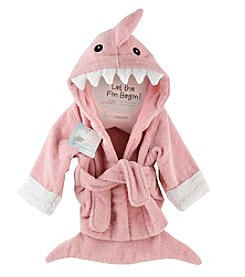 Baby Aspen Let the Fin Begin Shark Robe