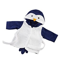 Baby Aspen Wash & Waddle Penguin Hooded Spa Robe