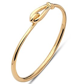 Anne Klein® Gold Tension Bangle