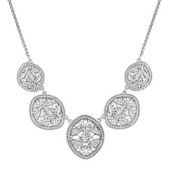 Lucky Brand® Openwork Collar Necklace