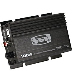 Soundstorm Mini 100-watt 2-channel Class AB Amp