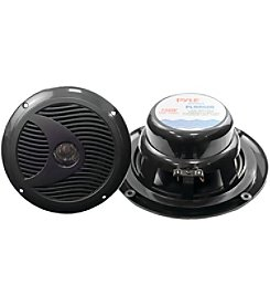 Pyle Hydra Series Dual-Cone Marine Speakers