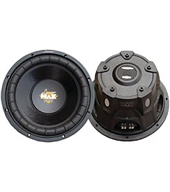 Lanzar Maxpro Series Small 4ohm Subwoofer