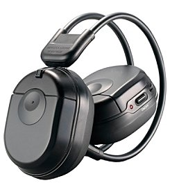 Power Acoustik  Foldable Single-Channel Wireless Headphone
