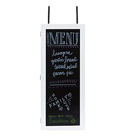 InnerSpace® Luxury Products Chalkboard Wall Cabinet Organizer