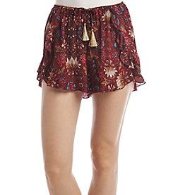 Living Doll® Ruffle Trim Soft Shorts