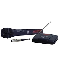 Pyle Pro Pdwm100 Dual-function Wireless Microphone System