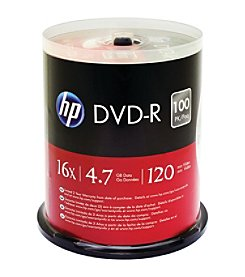 Hp 4.7gb Dvd-rs, 100-ct Spindle