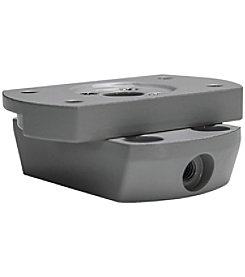 Mb Quart Swvl-1g Swivel Bracket For Mb Quart Wake Tower/pod Speakers (dove Gray)