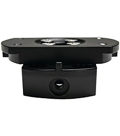 Mb Quart Swvl-1b Swivel Bracket For Mb Quart Wake Tower/pod Speakers (matte Black)