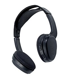Power Acoustik Wlhp-200 1-channel Wireless Ir Headphones