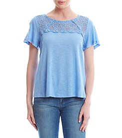 Penelope Rose™ Zip Back Tee