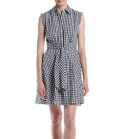 Cupio Tie Front Dress