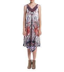 Oneworld® Printed Dress
