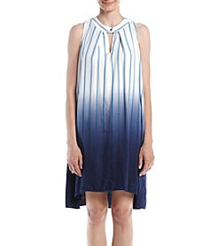 Oneworld® Ombre Tunic Dress