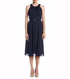 Tommy Hilfiger® Belted Dress