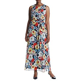 Madison Leigh® Plus Size Floral Maxi Dress