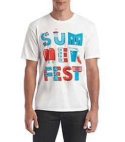 Men's Summerfest Stacked Headline Tee
