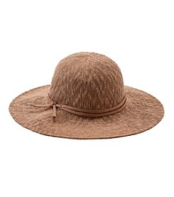 Nine West® Textured Floppy Hat