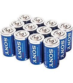 Sony Stamina Plus Alkaline Bulk Batteries