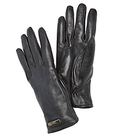 Calvin Klein Leather Gloves