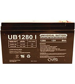 Upg Sealed Lead Acid .250 Batteries