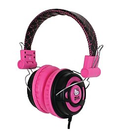 Hello Kitty Over The Ear Foldable Headphones