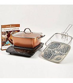 As Seen on TV Copper Chef Copper Cooktop Set