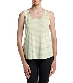 Marc New York Performance Stripe Back Out Tank