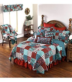 Donna Sharp® Ana Crimson Bedding Collection
