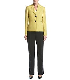 LeSuit® Two Piece Pant Suit
