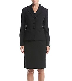 LeSuit® Skirt Suit