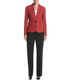 LeSuit® Single Button Pant Suit