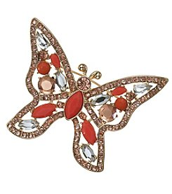 Napier® Butterfly Pin