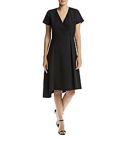 Anne Klein® Asymmetrical Dress
