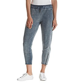 Tommy Hilfiger® Sport Denim Terry Crop Jogger Pants