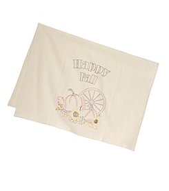 Chef's Quarters Happy Fall Flour Sack Towels