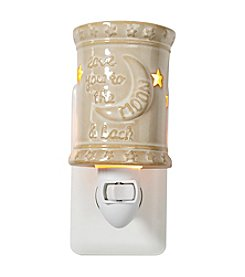 Candle Warmers Etc. Love You to the Moon Pluggable Fragrance Warmer