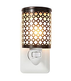 Candle Warmer Etc. Moroccan Pluggable Fragrance Warmer