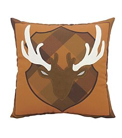 Essentials™ Deer Head Toss Pillow