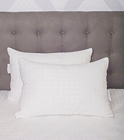 Pegasus Home Fashions 2-Pack of Waterford Marquis Crosby Knit Pillows