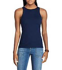 Chaps® Stretch Cotton Tank