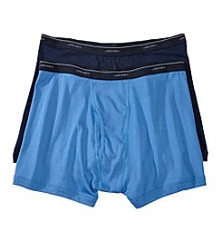 Jockey® Men's Big & Tall 2-Pk.big Man Classic Boxer Briefs