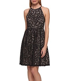 Tommy Hilfiger® Overlay Lace Dress