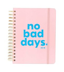 ban.do® No Bad Days Medium Agenda Book