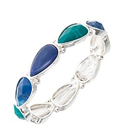 Nine West® Stone Stretch Bracelet