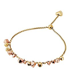 Michael Kors® Tailored Nugget Slider Bracelet