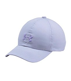 Under Armour® Girls' Big Logo Cap